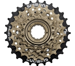 SHIMANO TOURNEY / MF-TZ500 14-28 6 sp